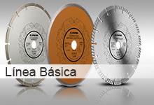 Gama de Discos Basic