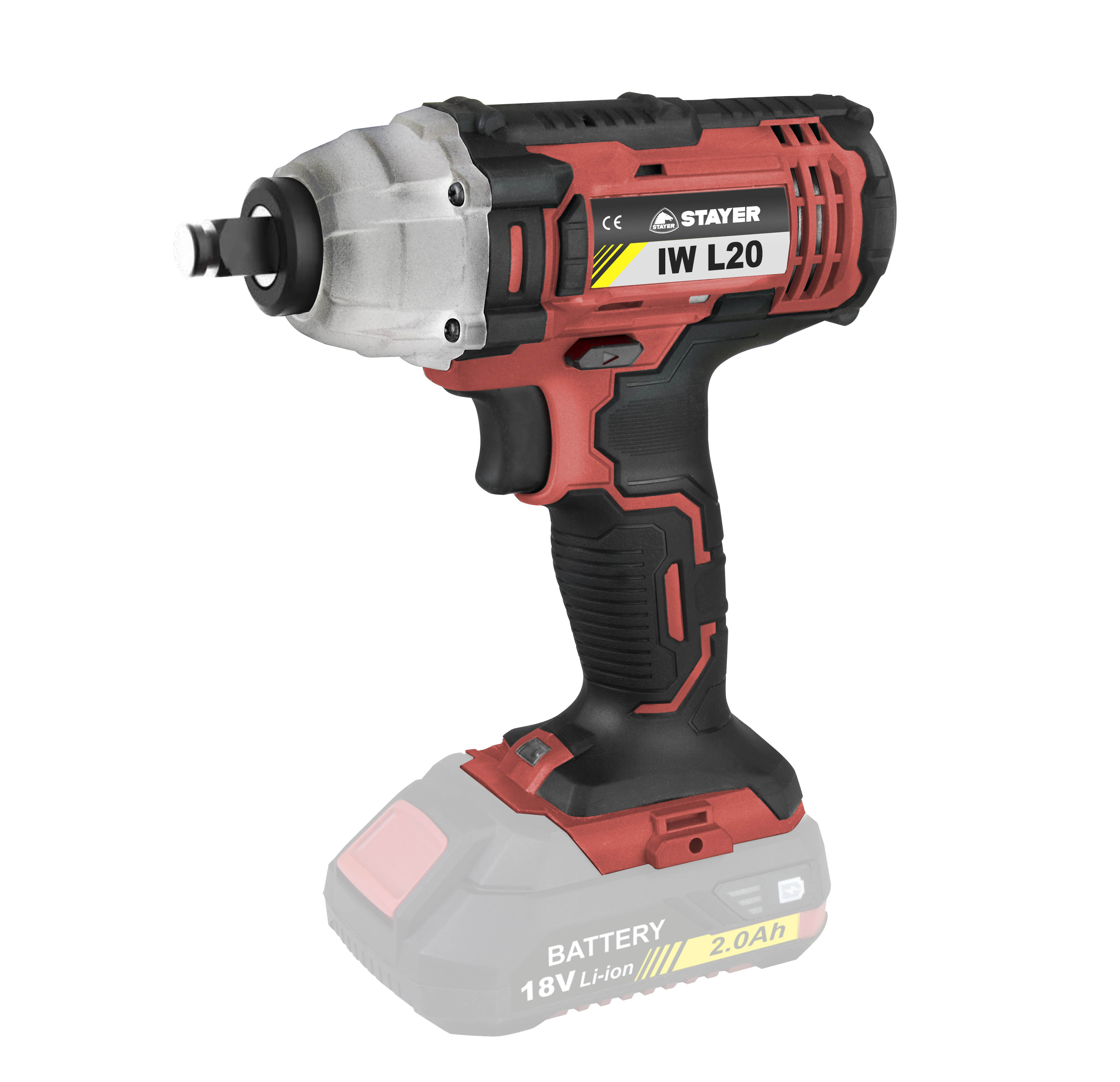IMPACT WRENCH IW L20